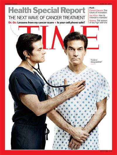 Dr. Oz colonoscopy Time