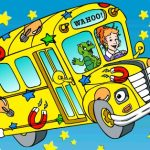 A Magical School Bus for the Brain—Hop on Board!