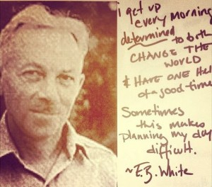 White Quotes. QuotesGram E.b. White Quotes